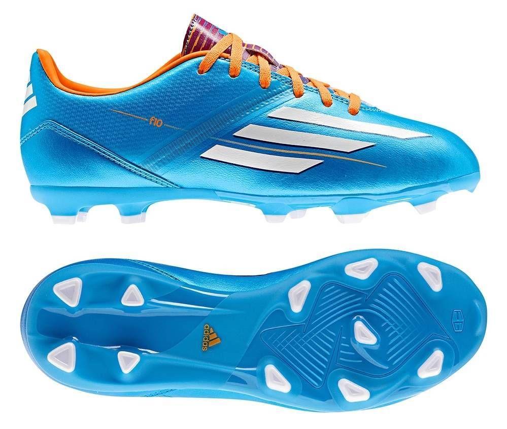 7cd6b38fad00 D67202 Бутсы футбольные детские Adidas F10 TRX FG J